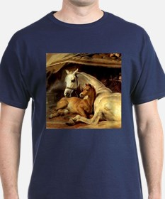 Mare & Foal Mother's Day T-Shirt