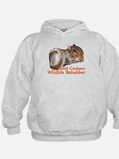 South Carolina Wildlife Rehabbers Hoodie