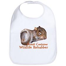 SC Wildlife Rehabber Bib
