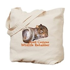 South Carolina Wildlife Rehabbers Tote Bag