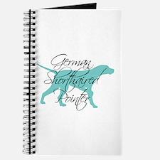 Elegant Teal GSP Journal