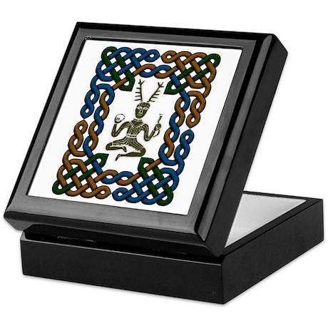 Cern Keepsake Box
