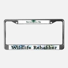 Indiana License Plate Frame