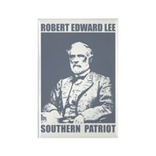 Robert E Lee Rectangle Magnet
