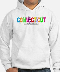 Colorful Connecticut Hoodie