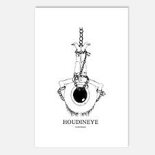 Houdineye Postcards (Package of 8)