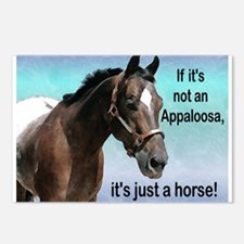 If Not Appaloosa-1 Postcards (Package of 8)