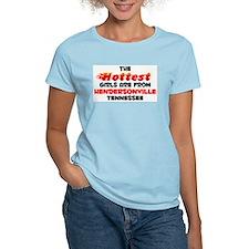 Hot Girls: Hendersonvil, TN T-Shirt