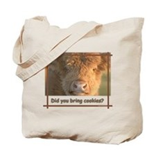Bring Cookies Tote Bag