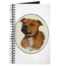 Staffordshire Bull Terrier Journal