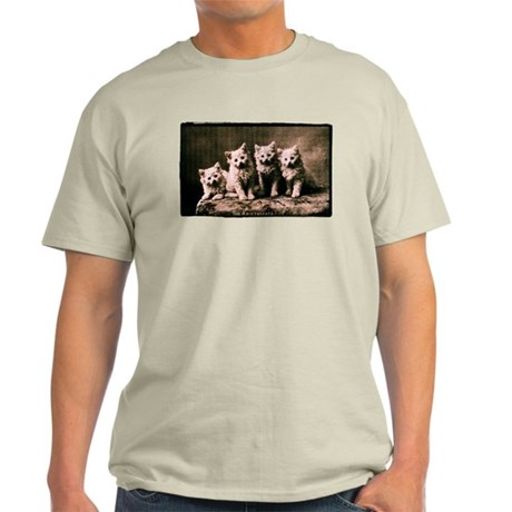 The Aristocrats Vintage Kitte Light T-Shirt
