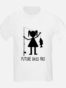 FUTURE BASS PRO - KIDS LIGHT TSHIRT