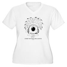 Chief Sitting Bullseye T-Shirt