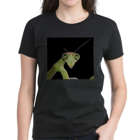 Praying Mantis Women's Dark T-Shirt