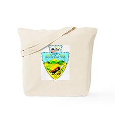 Berdoo County Tote Bag