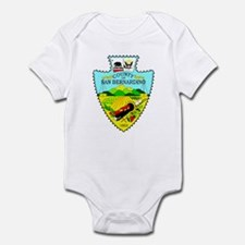 Berdoo County Infant Bodysuit