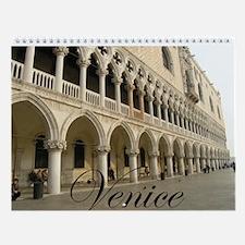 VENICE calendar 2 Wall Calendar