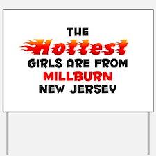 Hot Girls: Millburn, NJ Yard Sign