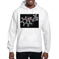 DMT molecule Hoodie