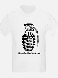 BoneHead Grenade T-Shirt