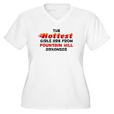 Hot Girls: Fountain Hil, AR T-Shirt