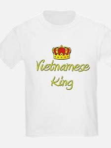 Vietnamese King T-Shirt