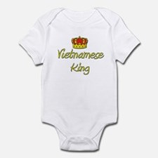 Vietnamese King Infant Bodysuit