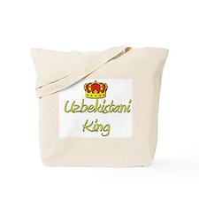 Uzbekistani King Tote Bag