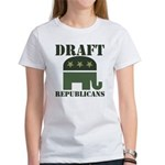 DRAFT REPUBLICANS Women's T-Shirt