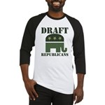 DRAFT REPUBLICANS Baseball Jersey