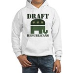 DRAFT REPUBLICANS Hooded Sweatshirt