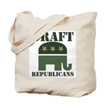 DRAFT REPUBLICANS Tote Bag