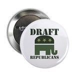DRAFT REPUBLICANS Button