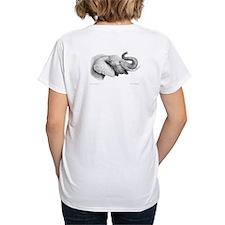 Lucky Elephant ~ Shirt (2 Sides)