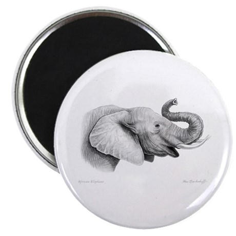 "Lucky Elephant ~ 2.25"" Magnet (100 pack)"