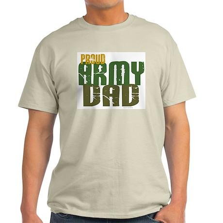 Proud Army Dad 1 Light T-Shirt