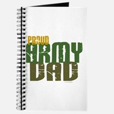 Proud Army Dad 1 Journal
