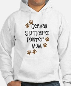 G. Shorthaired Pointer Mom Hoodie