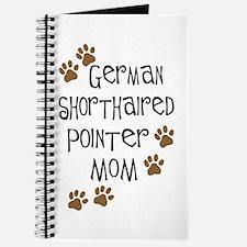 G. Shorthaired Pointer Mom Journal