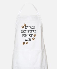 G. Shorthaired Pointer Mom BBQ Apron