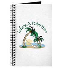 Life's A Plam Tree Journal