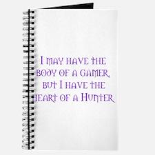 Heart of a Hunter Journal