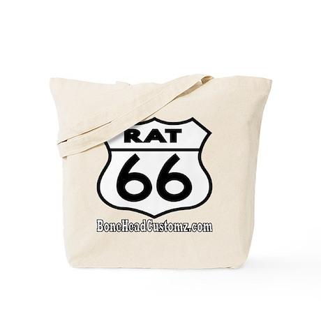 RAT 66 Tote Bag