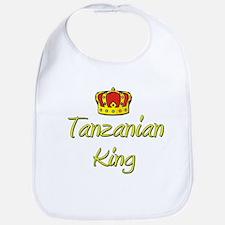 Tanzanian King Bib