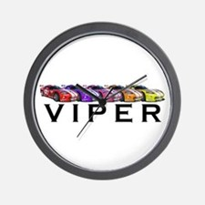 Dodge Viper Wall Clock