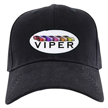 Dodge Viper Black Cap