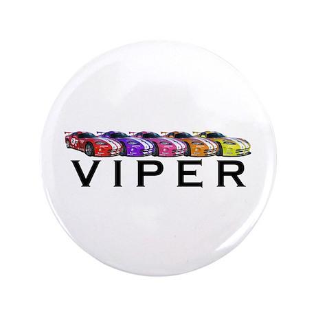 """Dodge Viper 3.5"""" Button"""