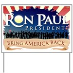 Premium Ron Paul Yard Sign