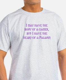 Heart of a Paladin T-Shirt
