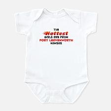Hot Girls: Fort Leavenw, KS Infant Bodysuit